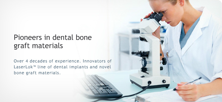 Dental Bone Grafting Materials